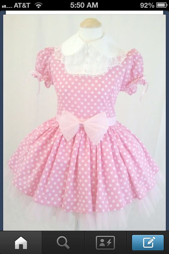 Frilly dresses Sweet lolita and Pink polka dots on Pinterest