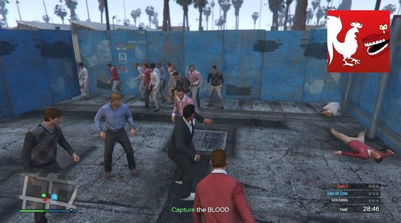 Things to do in GTA V - Fight Club