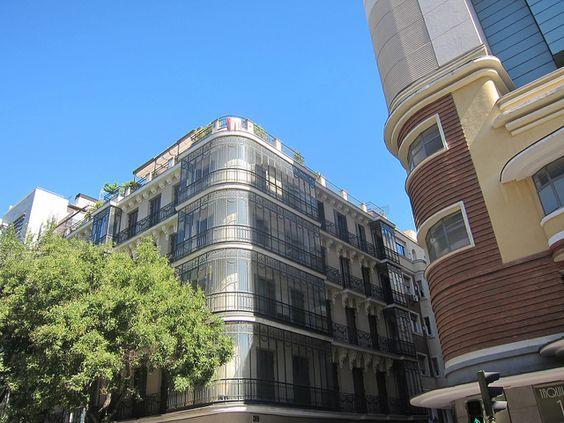 Calle Fuencarral, Madrid by voces, via Flickr