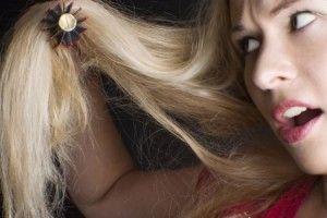 5 ingrédients naturels pour cheveux secs Toutvert