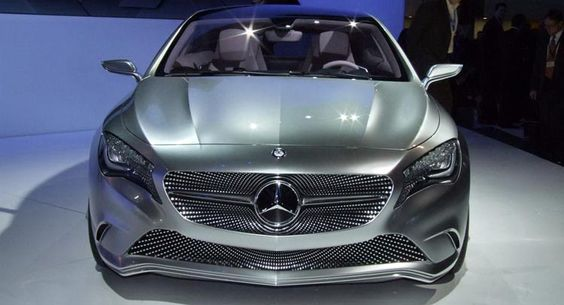 Mercedes-Benz Reportedly Planning FWD Audi TT Rival