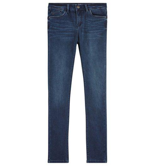 Jeansy Skinny Push Up Ernest Ciemny Jeans Jeansy Promod Skinny Skinny Jeans Push Up