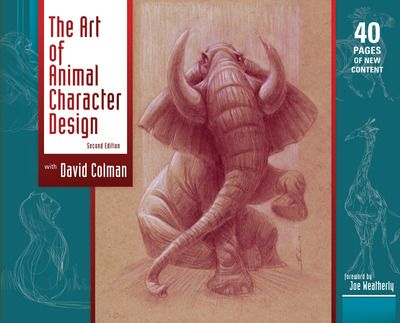 The art of animal character design (second edition)