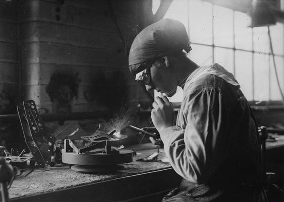 A contribuição das mulheres na 1ª Guerra Mundial | Tudo Por Email Recomenda - TudoPorEmail