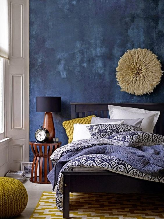 South Shore Decorating Blog: The Bluest of Blue Rooms (40 Fabulous Blues in Every Hue)
