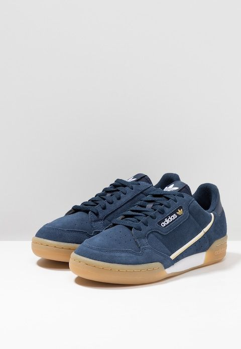 CONTINENTAL 80 - Baskets basses - collegiate navy/footwear ...