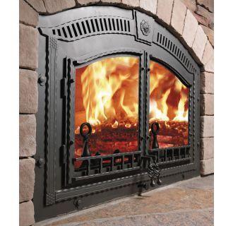 Napoleon Nz6000 1 Black High Country Epa Zero Clearance Wood Burning Fireplace In 2021 Wood Burning Fireplace Inserts Fireplace Inserts Wood Burning Insert