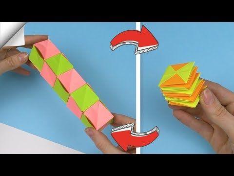 поделки поделки легкие бумажная игрушка антистресс