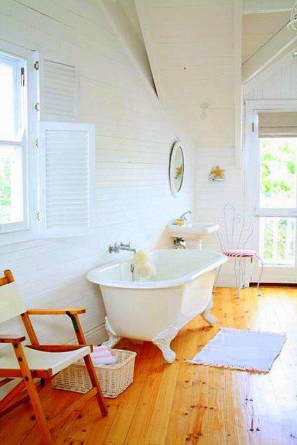 Banheira Vitoriana um charme!por Depósito Santa Mariah