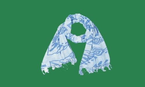 Give green. Lyla Scarf in by NEPALI in Dusk Blue is hand made and hand dyed in Nepal from natural materials and eco-friendly, azo-free dyes. 100% Bamboo.  Other styles available! 22.40 out of $112.00 goes directly to the cause of your choice when you buy this from giftsthatgive.com
