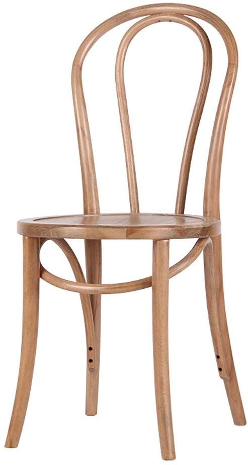 Amazon Com Zxl Btd Kitchen Dining Chair Lounge Chair Bentwood Style Solid Wood Swing Chair Back Seat Wooden Curvy Classic D In 2020 Swinging Chair Wood Swing Chair