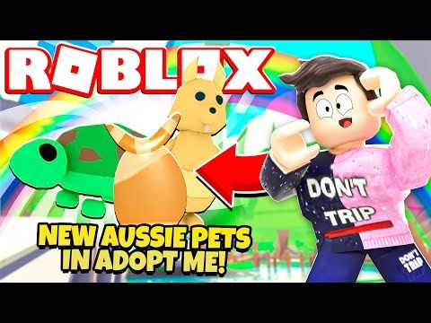 Leaks New Legendary Aussie Egg Pets In Adopt Me New Adopt Me Aussie Update Roblox Youtube In 2020 Roblox Pets Adoption