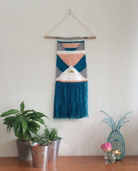 Sofia, Medium Handmade woven wall hanging/ Hand weaving/ Wall Art