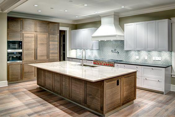 Teak Kuche Time Snaidero Holz Design Modern | Villaweb At Kuchen Deko. Time  Kitchen By