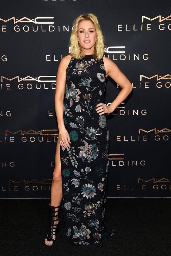 Vem conhecer mais sobre o estilo da cantora Ellie Goulding!