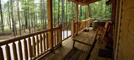 country charm luxury log cabins springs arkansas