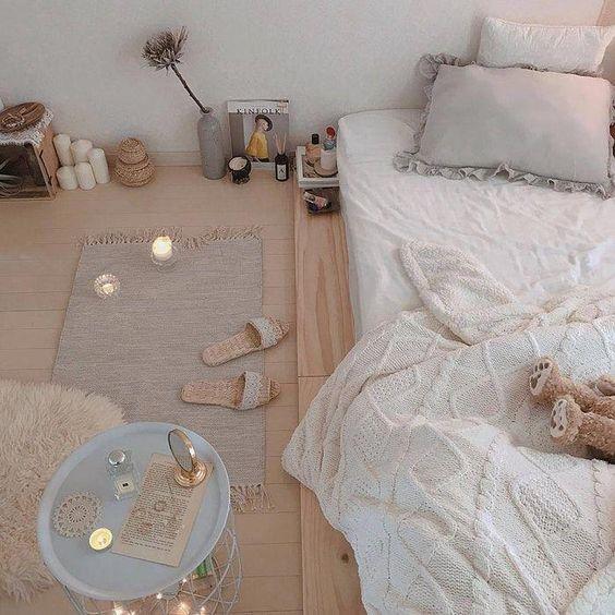 かわいくなるには睡眠から?【一人暮らしならこのベッド♡】 (2ページ目) | Sucle[シュクレ] #CozyBedroom
