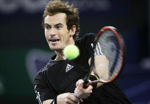 Blog Esportivo do Suíço: Murray vence fácil e estreia bem no Masters 1000 de Paris