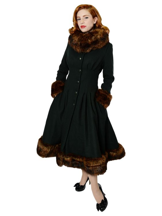 Canada Goose jackets sale discounts - Collectif Pearl Coat: a long, luxurious number that is sure to ...