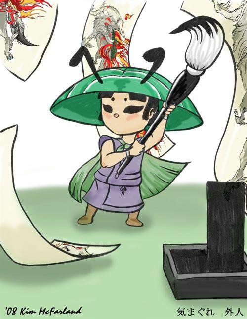 okami issun