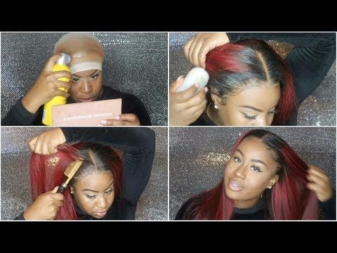 Watch Me Slay Install This Wig Melt Down What Lace Glue I Use Etc Ft Recool Hair Youtube Wigs Bobbi Boss Wigs Lace Frontal Wig