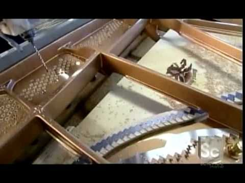 How It's Made: Pianos (W19-W24)