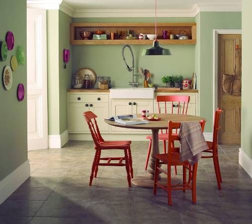 Red And Green Kitchen: Green, Olives And Chairs On Pinterest