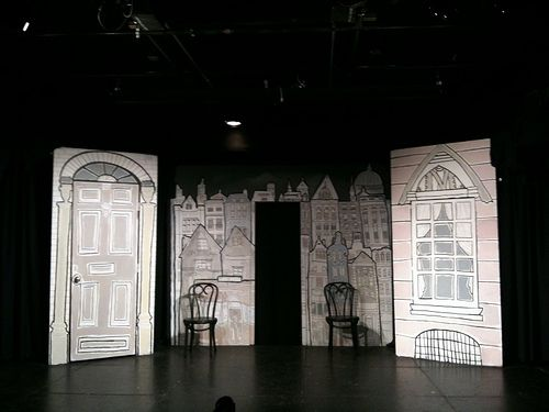 theatre set design - Google Search | RH Halloween | Pinterest ...