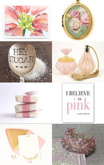 The Lady Loves Pink by Marilyn on Etsy--Pinned with TreasuryPin.com