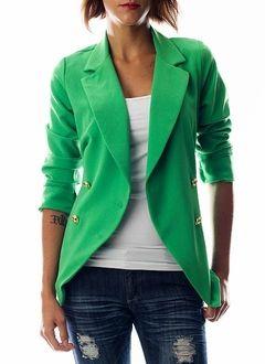 colored blazers = <3