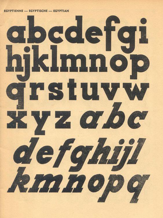 100 alphabets publicitaires (1946)