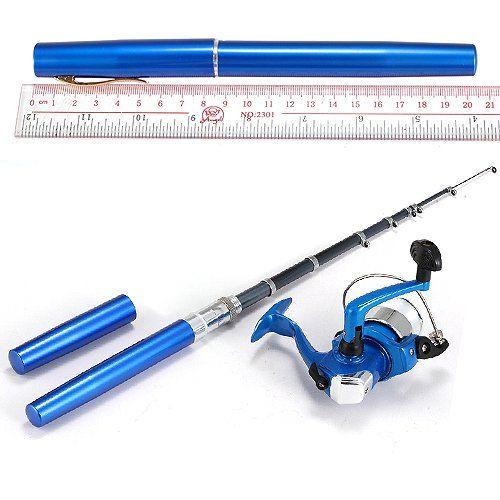 Fishing rods survival kits and survival on pinterest for Pocket fishing kit
