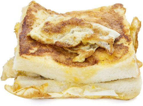 ... Toast (and more) At Ming's Caffe | French Toast, Breakfast Sandwiches