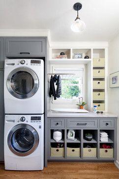 San Roque Modern - traditional - Utility Room - Santa Barbara - Jessica Risko Smith Interior Design