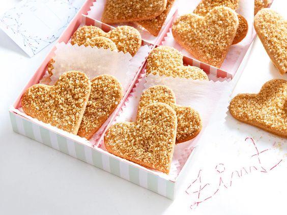Plätzchen zum Ausstechen - Kekse toll in Form! - zimtzuckerherzen-2  Rezept