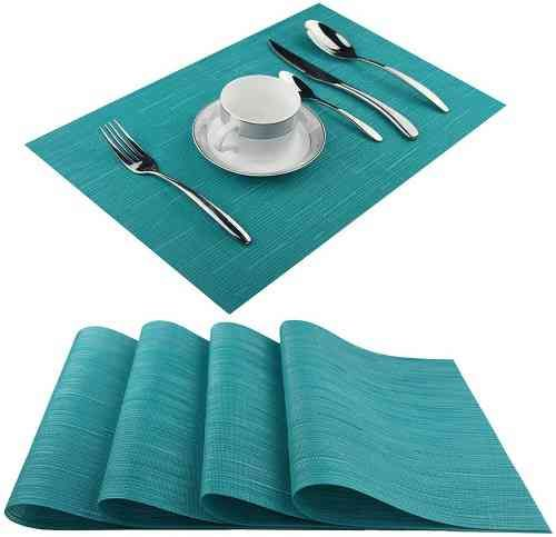Dining Table Place Mats Best Buy 10 In 2020 Table Mats Dining Table Dining Table Placemats