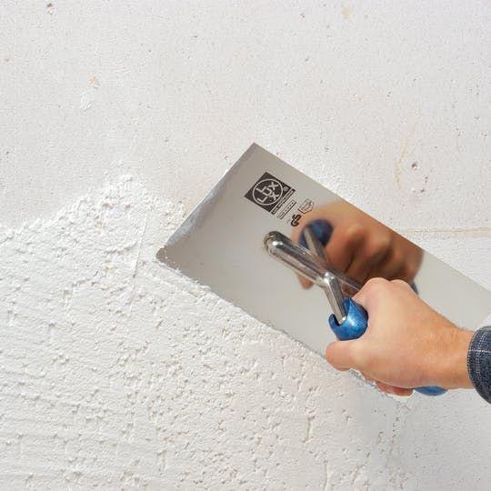 Innenwande Verputzen Schritt Fur Schritt Putz Wand Verputzen