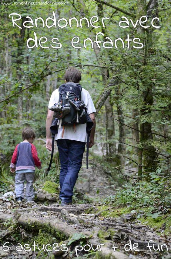 Randonner avec les enfants : 6 astuces pour plus de plaisir