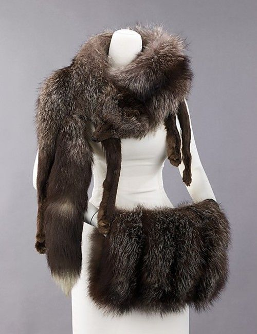 Accessories, 1940s via The Metropolitan Museum of Art: