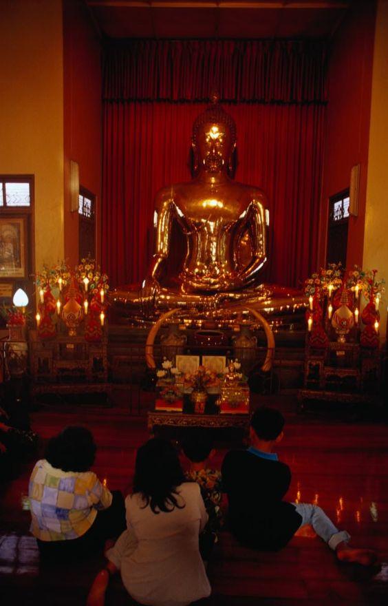 Wat Traimit - golden buddha