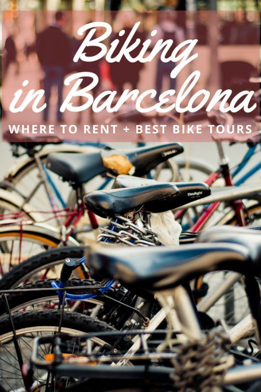 Barcelona By Bike Where To Rent Bikes In The Catalan Capital