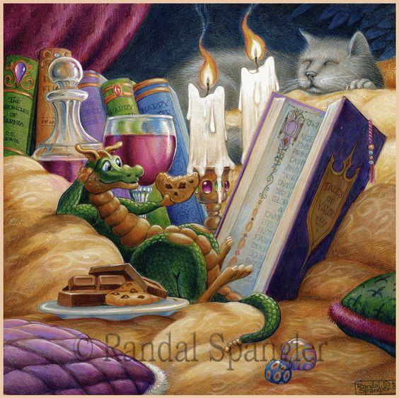 Волшебный мир Randal Spangler.2 часть. Обсуждение на LiveInternet - Российский Сервис Онлайн-Дневников