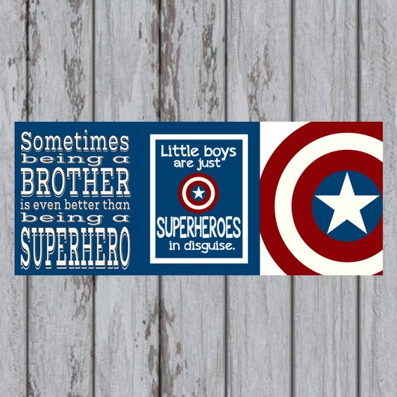 Set+of+Captain+America+series+adorable+for+any+by+DesignsbyMaggieL