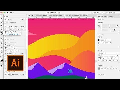 New Video Illustrator Cc Sneak Peek Custom Toolbar Adobe Creative Cloud On Youtube Adobe Creative Adobe Creative Cloud Graphic Design Tutorials