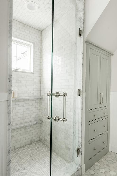 7 Different Kinds Of Shower Niches And Designing Ours