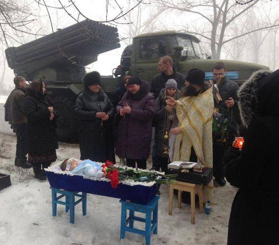 Opfer Ukrainekrise