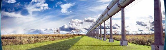 L'Hyperloop: un transport ultra-rapide