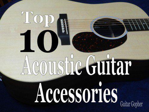 Must Have Guitar Accessories What Actually Needed Guitar Top Review Guitar Accessories Best Acoustic Guitar Learn Guitar Beginner