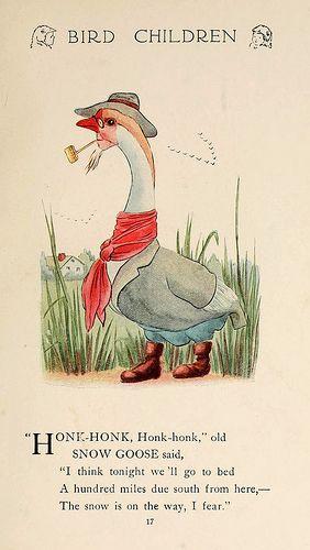 018-Bird children…1912 -Elizabeth Gordon- Illustrated by M. T. Ross