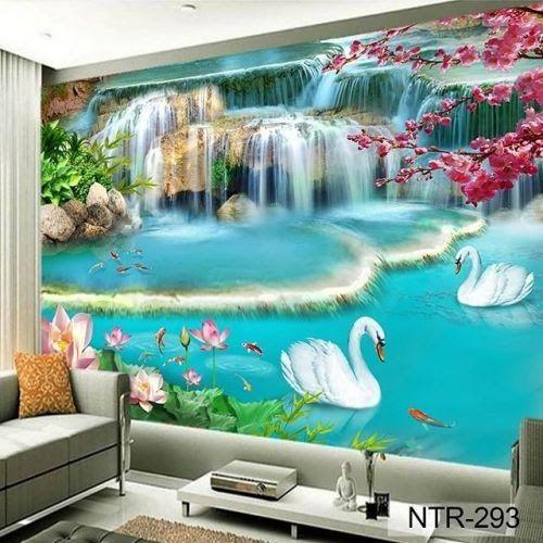 33 Pemandangan Wallpaper Wallpaper 3d Wallpaper Custom Wallpaper Dinding Pemandangan Alam Download Nature Motif Wallpap Di 2020 Kertas Dinding Pemandangan Gambar